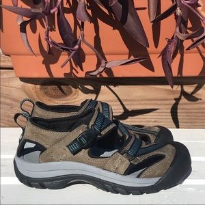 Keen Leather Hiking sandals Sz 6